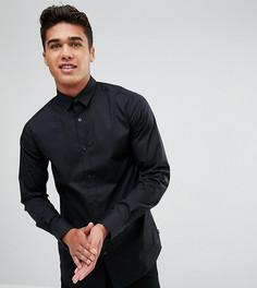 Удлиненная рубашка Only & Sons - Черный