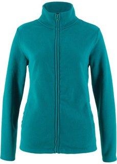 Базовая флисовая куртка (бирюзовый) Bonprix