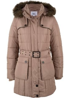 Зимняя куртка (серо-коричневый) Bonprix
