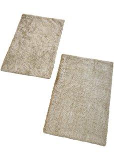 Настольный коврик Осло (2 шт.) (серый/белый) Bonprix