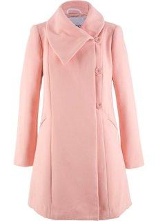 Короткое пальто (розовый) Bonprix