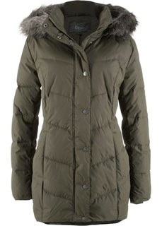 Куртка широкого покроя (темно-оливковый) Bonprix