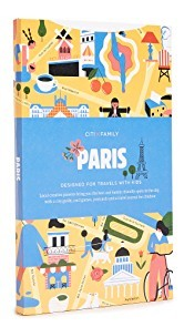 Books with Style CitiXFamily Paris Travel Guide & Map
