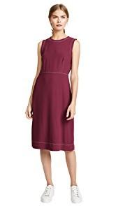Jenni Kayne Crepe Stitch Dress