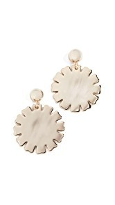Lulu Frost Daisy Earrings