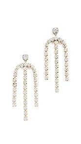 Lulu Frost Statement Crystal Earrings