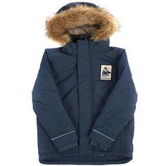 Куртка зимняя детская Quiksilver Shortrainboy Dark Denim