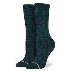 Носки высокие женские Stance Uncommon Solids Classic Teal