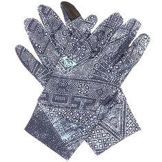 Перчатки сноубордические женские Roxy Liner Peacoat avoya