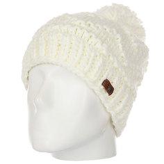 Шапка женская Roxy Winter Beanie Bright White