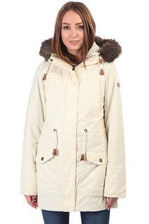 Куртка парка женская Roxy Amy 3n1 Angora