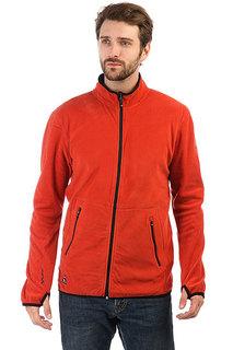 Толстовка сноубордическая Quiksilver Cosmo Fz Fleece Ketchup Red