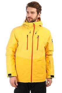 Куртка утепленная Quiksilver Mission Plus Solar Power