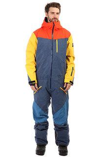 Комбинезон сноубордический Quiksilver Corbett Full Su Estate Blue