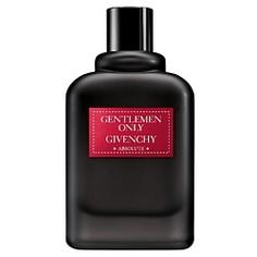GIVENCHY Gentlemen Only Absolute Туалетная вода, спрей 50 мл