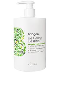 2 в 1 очищающее средство и уход be gentle be kind - Briogeo