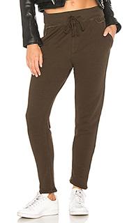 Спортивные брюки rib waist - James Perse