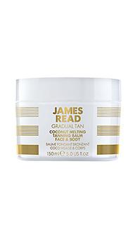 Бальзам-автозагар для лица & тела coconut melting - James Read Tan