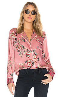 Куртка с цветочным принтом lillit - Joie