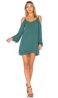 Платье с прорезями на плечах - krisa