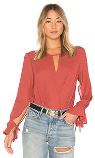 Блузка с разрезом - krisa