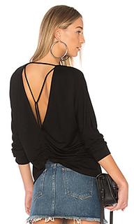 Strap back pullover - Lanston