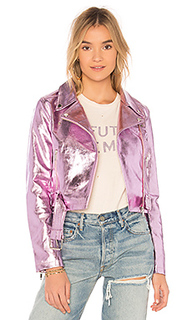 Куртка-косуха из искусственной кожи grant - Lovers + Friends