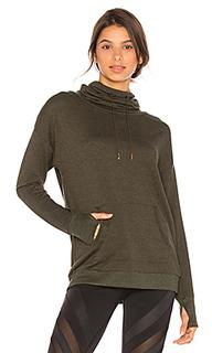 Пуловер с запахом сзади - onzie