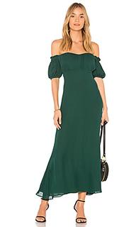 Платье со спущенными плечами dean - STONE_COLD_FOX