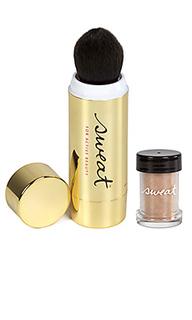 Минеральный бронзер + кисть - Sweat Cosmetics
