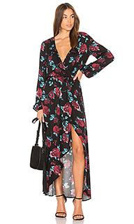 Платье с запахом - Splendid