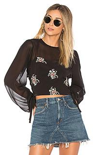 Укороченная блузка dianna - Tularosa