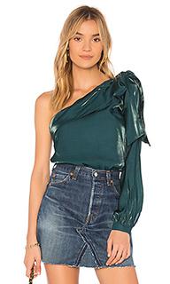 Блуза на одно плечо mari - Tularosa