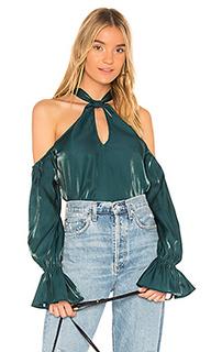 Блуза с открытыми плечами marnie - Tularosa