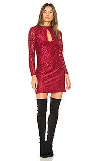 Платье с высоким горлом just a thought - WYLDR