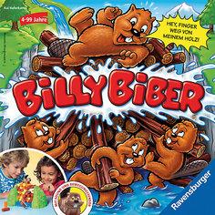 """Настольная игра """"Билли бобёр"""" Ravensburger"""