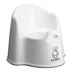Кресло-горшок BabyBjorn, белый