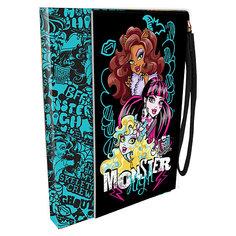 Ноутбук с ручкой, 100л, Monster High Академия групп