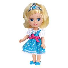 """Кукла """"Золушка"""", 15 см, со звуком, Принцессы Дисней, Карапуз, с аксессуарами"""
