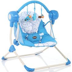 Кресло-качели Balancelle, Baby Care, синий
