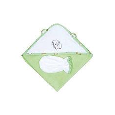 Полотенце-уголок для купания Фея, в ассорт.