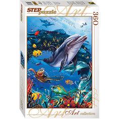 """Пазл """"Подводный мир"""", 360 деталей, Step Puzzle"""