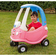 """Каталка """"Машинка"""", розовая, Little Tikes"""