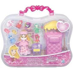 """Игровой набор """"Маленькая кукла Принцесса и сцена из фильма"""", Принцессы Дисней, в ассортименте Hasbro"""
