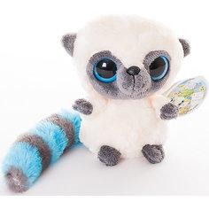 Мягкая игрушка Юху голубой, 12см, Юху и друзья, AURORA