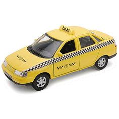 Модель машины 1:34-39 LADA 110 ТАКСИ, Welly