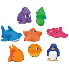 Игрушки для ванны Морские животные, с 9 мес., Munchkin