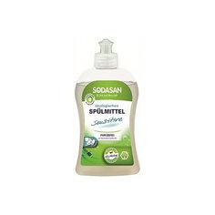 Средство для мытья посуды для чувствительной кожи 500мл, Sodasan