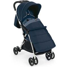 Прогулочная коляска CAM Curvi, синий