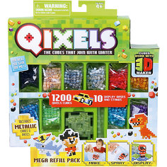 QIXELS  Дополнительный  набор кубиков Qixels Spin Master